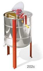 Universal Radial 9 honey extractor